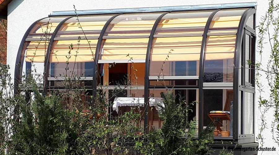 Schuster`s Wintergarten auf Terrassen
